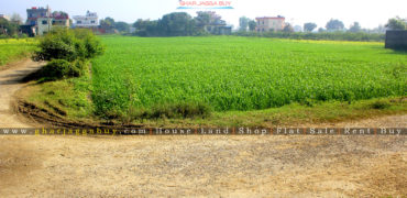 Double mohada 1 Kattha Land, Manigram, Rupandehi is for sale