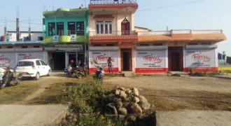 House is for sale at National Highway, Nawalparashi,  Sunwal