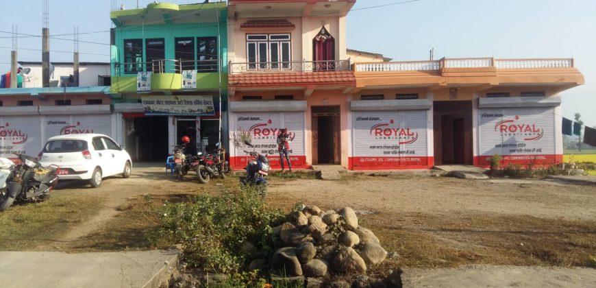 House is for sale at National Highway, Nawalparashi,  Sunwal