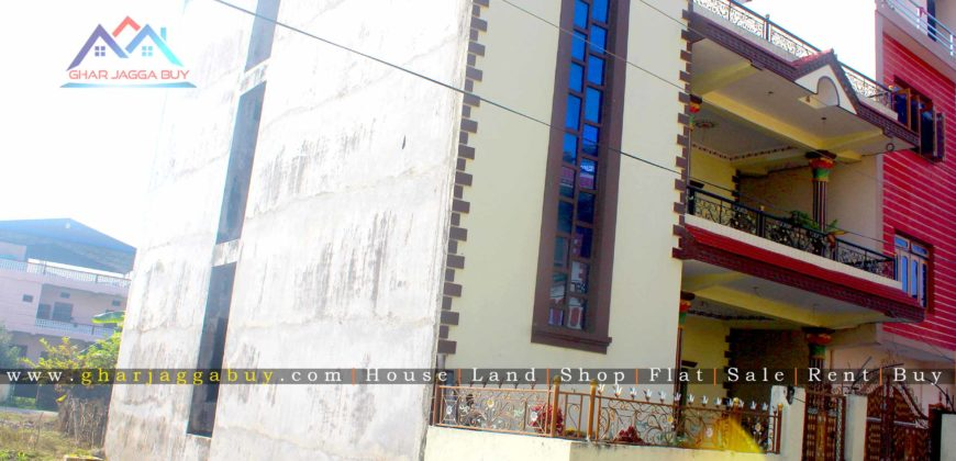 House on sale, Janakinagar, Tilottama near of highway