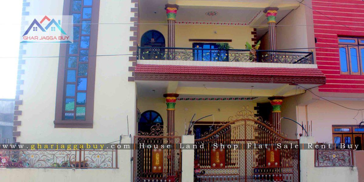House on sale, Janakinagar, Tilottama near of highway