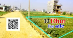 (Sold!!) 10 dhur ghaderi for sale, Shivapur, Tilottama, Rupandehi