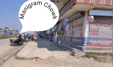 Shutter for Rent at Manigram, Rupandehi