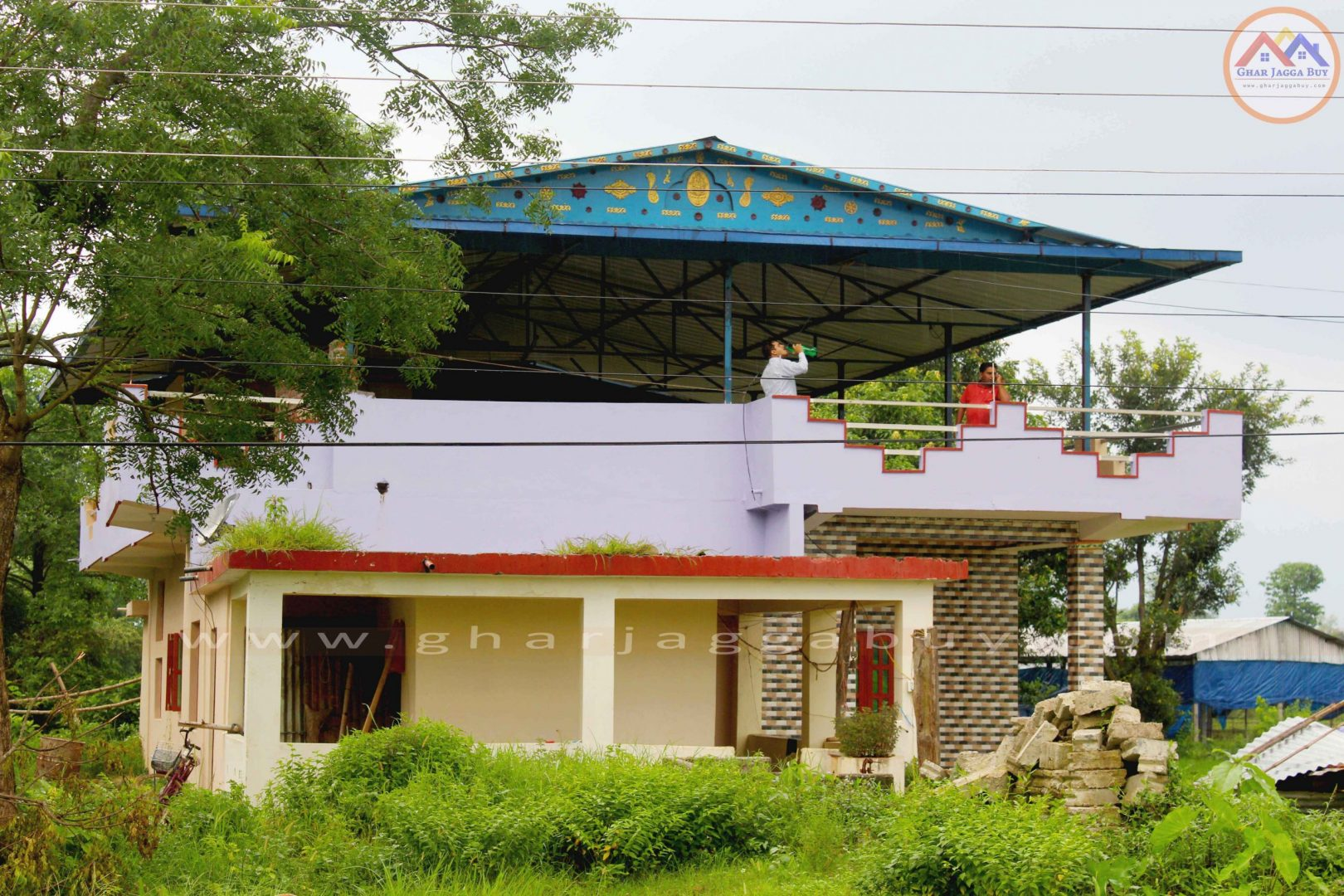 House and Land for sale in  Rupandehi, Devdaha-3
