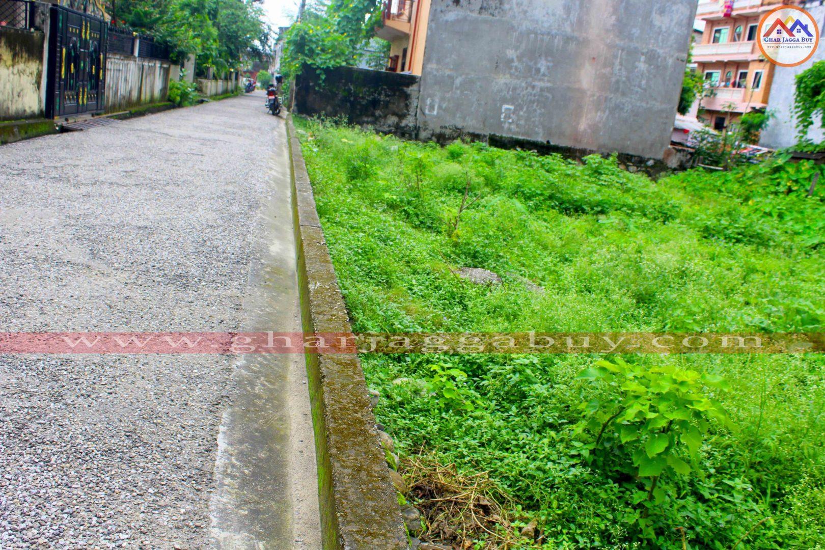 Land for sale in Butwal, Kalikanagar, Rupandehi