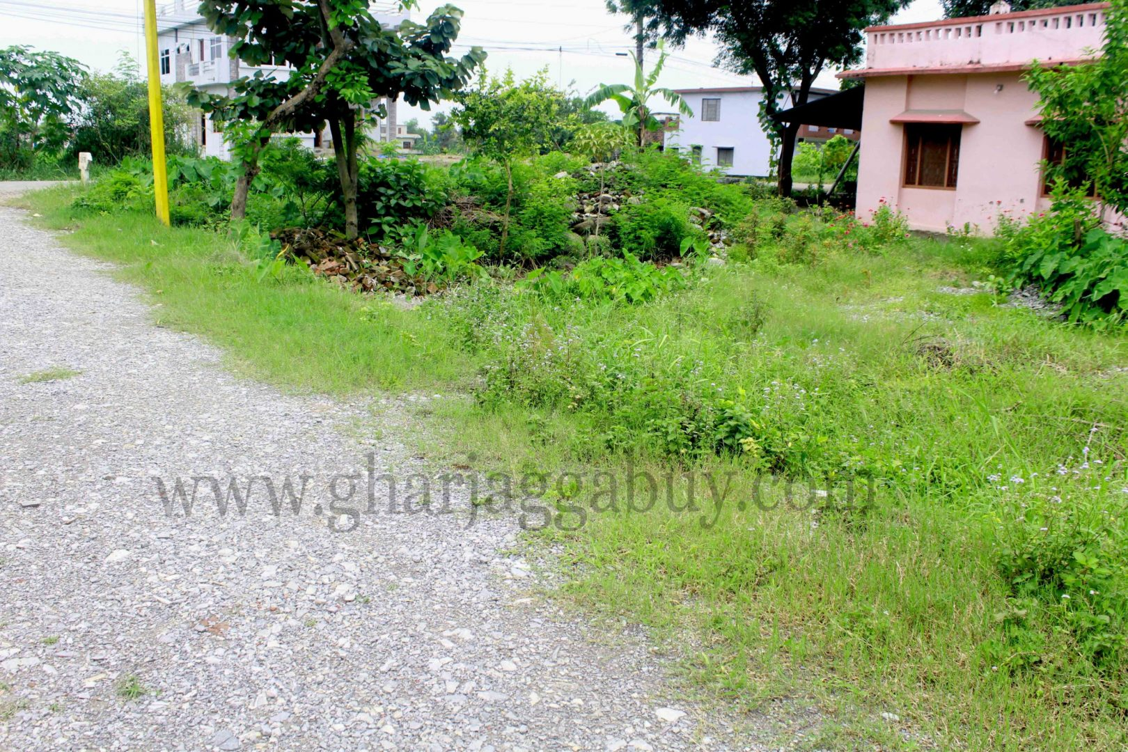 Land for sale in Manigram, Rupandehi near Highway