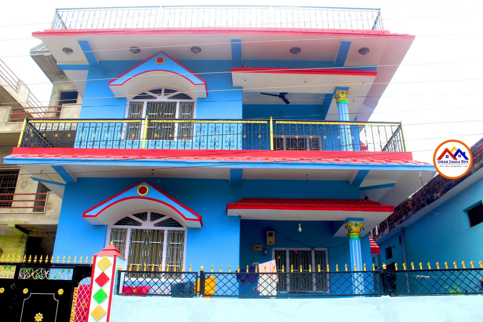 House for sale in Bhairahawa, Barmeli Tole, Rupandehi