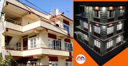 House for sale in Kathmandu Goldhunga 5 kha