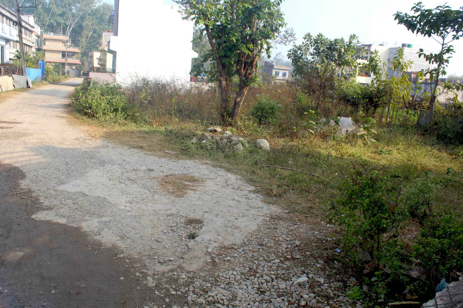 Land for sale in Yogikuti, near butwal Rupandehi, Nepal