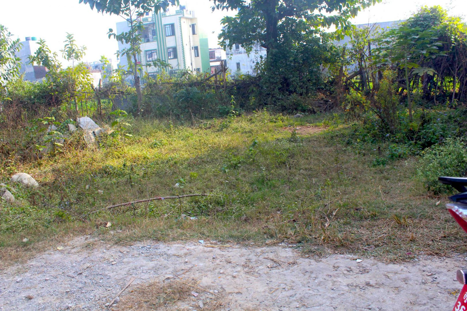 Land for sale in Yogikuti, near butwal Rupandehi, Nepal