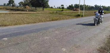 Two Kattha cheap Land is for sale in Kapilvastu on the main road