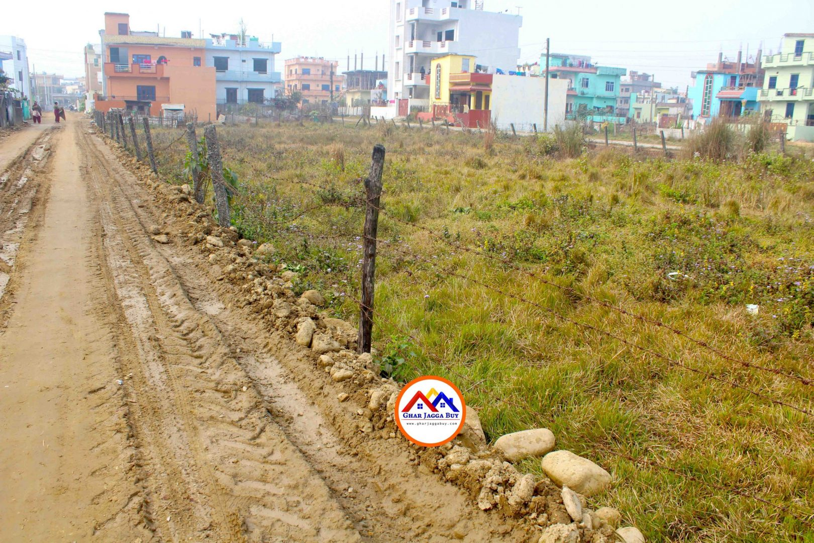 Land for sale in Tilottama-2, Yogikuti, Rupandehi Nepal