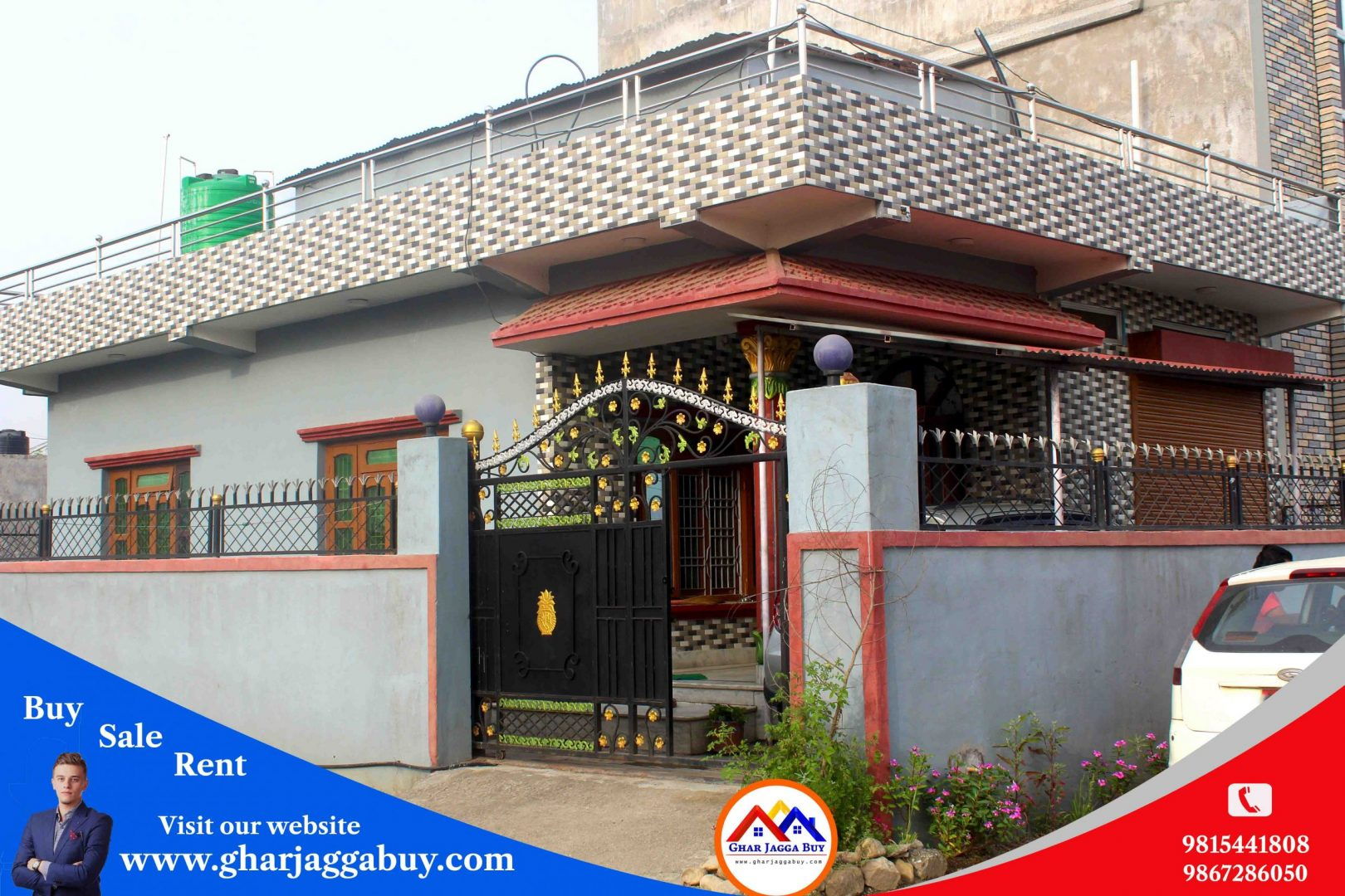 House for sale in Rupandehi, Mangalapur