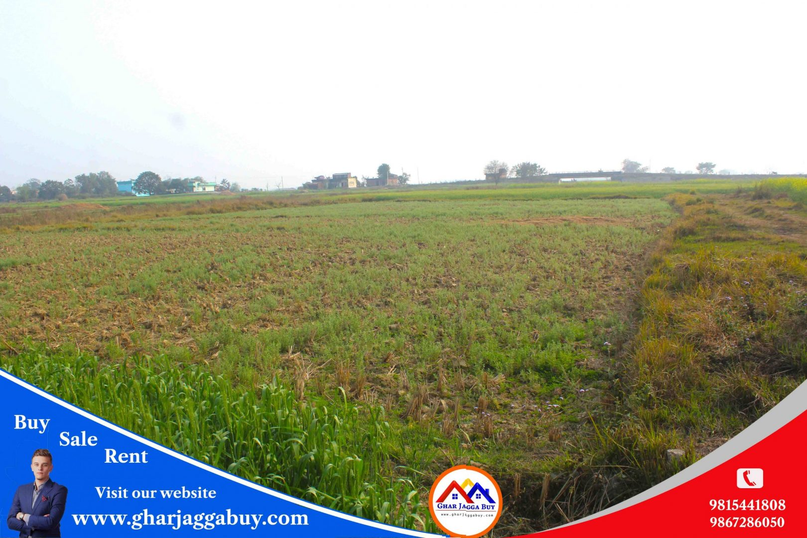 Land for sale in Tilottama, Rupandehi Nepal