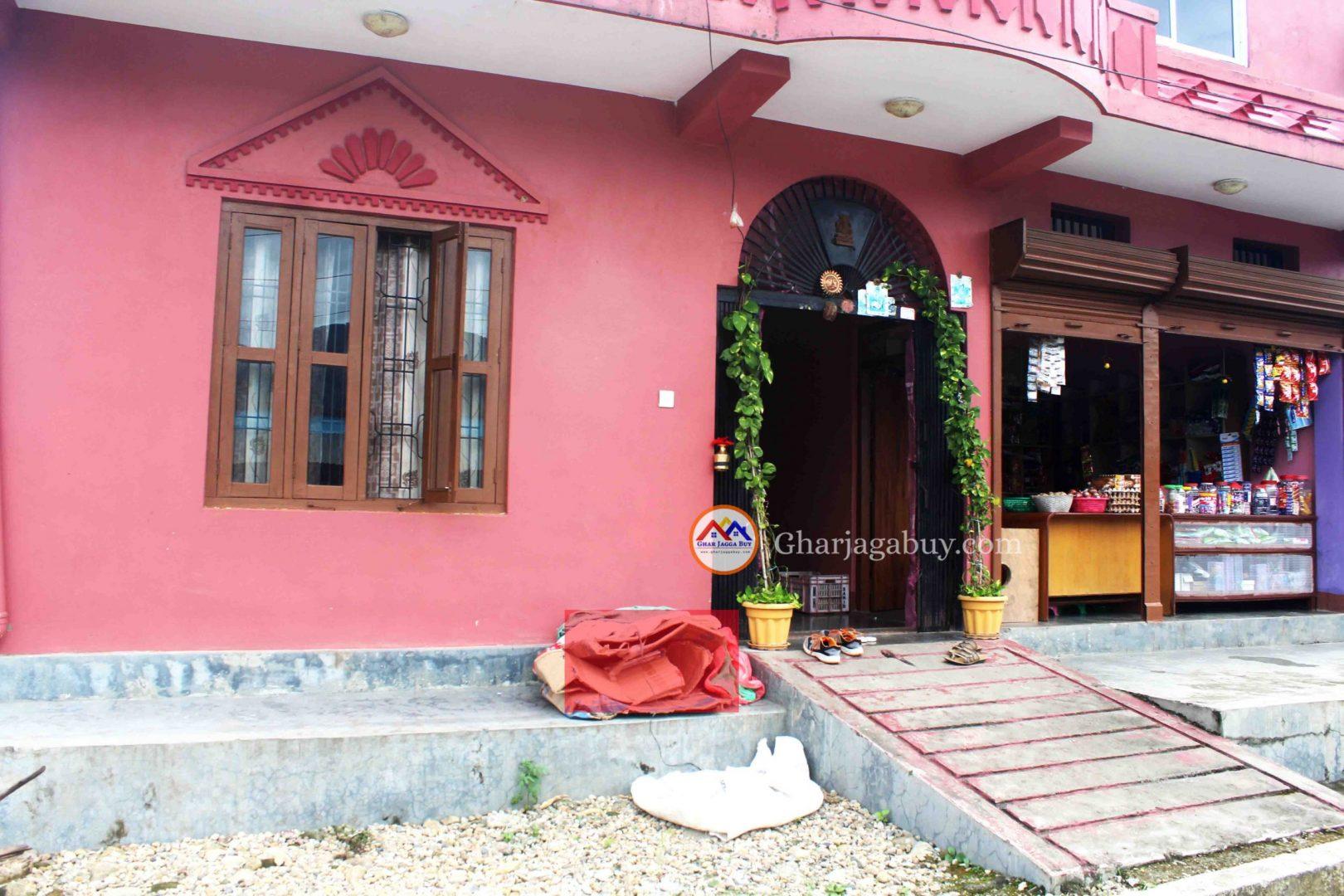 House for sale near Butwal, Charange, Rupandehi Nepal